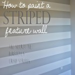Striped-wall-pin