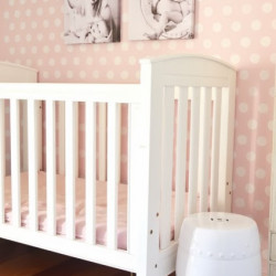 Baby girl nursery makeover – room reveal!