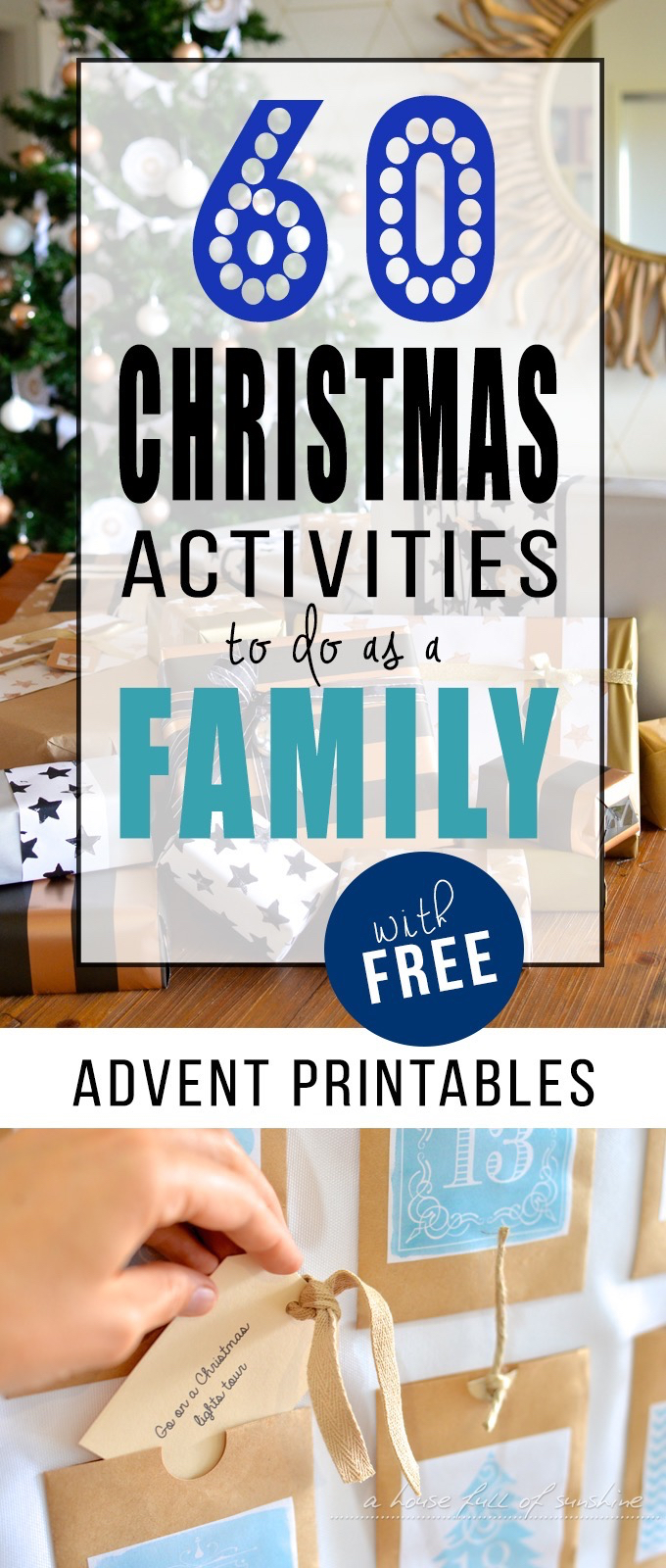 60 christmas activities to do as a family with free for Christmas activities for families to do