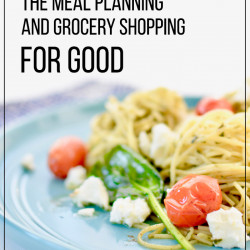 How I ditched the meal planning and grocery shopping… for good!