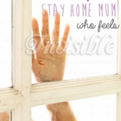 Vanishing Acts: for the stay-home mum who feels invisible