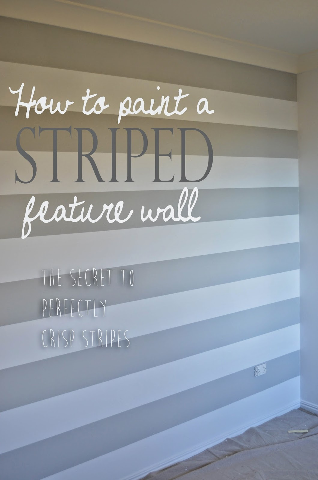 Theo S Surprise Nursery Makeover Part One How To Paint A
