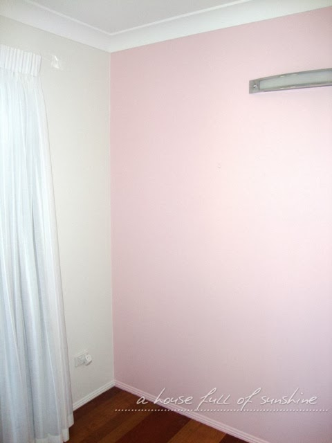 Baby Girl Nursery Makeover Part One How To Paint A Polka