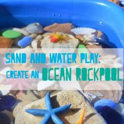Summer holiday special – ocean rockpool