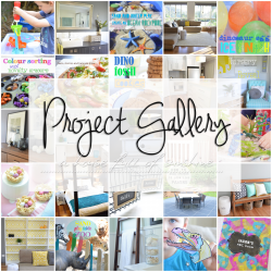 Unveiling my new Project Gallery!