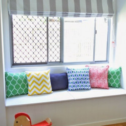 "Our playroom and kids' rooms so far (and one heck of a ""to do"" list!)"
