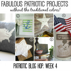 Blog hop round-up and happy 4th of July!