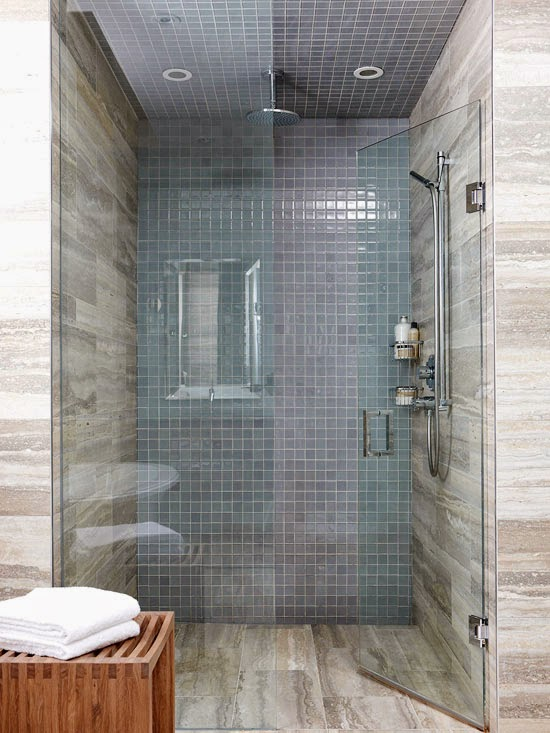 Get The Look 35 Beautiful Bathrooms With Frameless Glass
