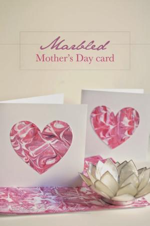 Marbledmothersdaycardpin