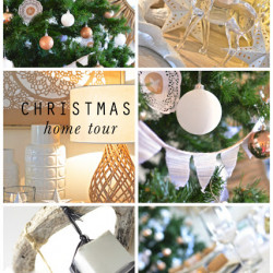 A Very Merry Christmas Home Tour (and $500 Giveaway!)