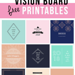 Vision board Archives | A House Full of Sunshine