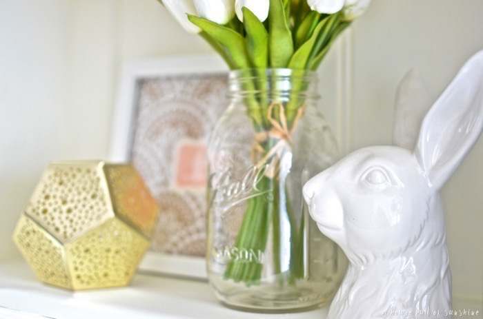 Spring decorating with A house full of sunshine
