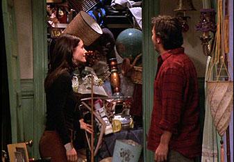 Monica closet