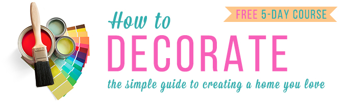 How to Decorate header
