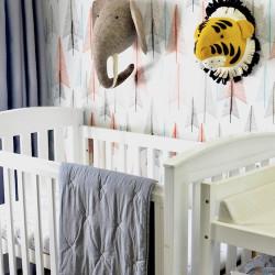 Nursery reveal!