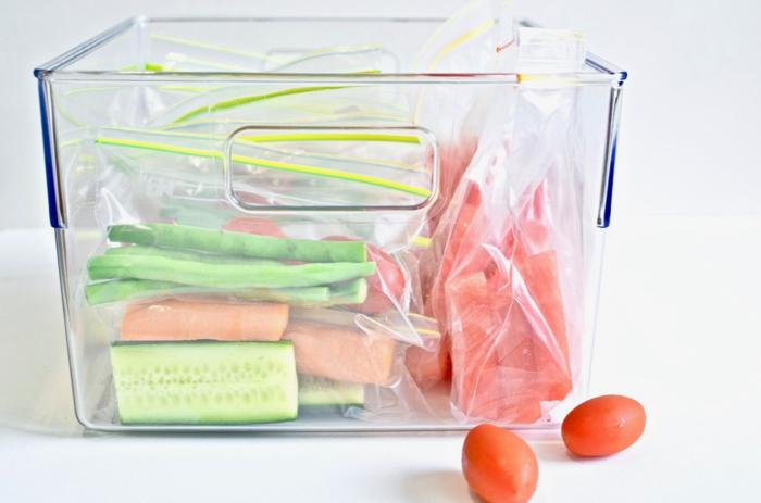 Lunchbox prep