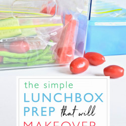 The lunchbox prep that will makeover your mornings