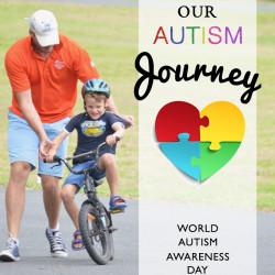My son's autism diagnosis
