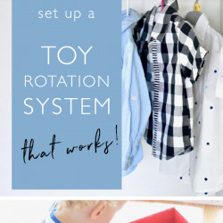 Our toy rotation system