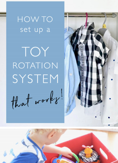 Toy Rotation System
