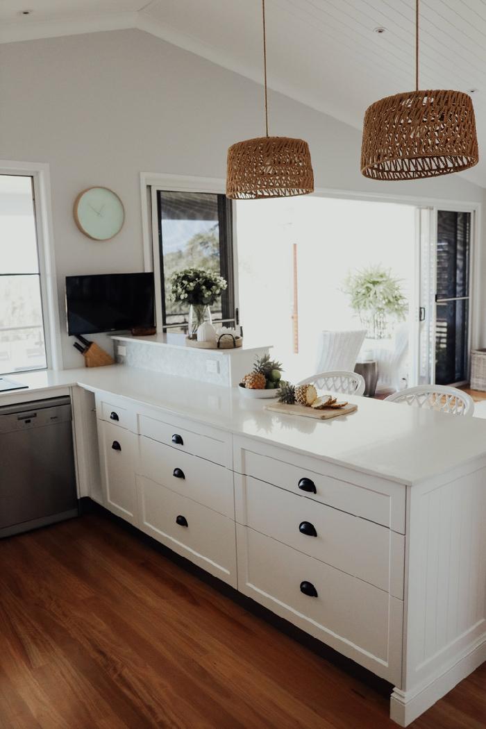 Hamptons kitchen