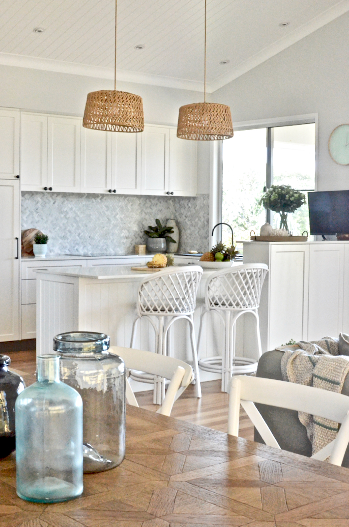 Hamptons kitchen reveal
