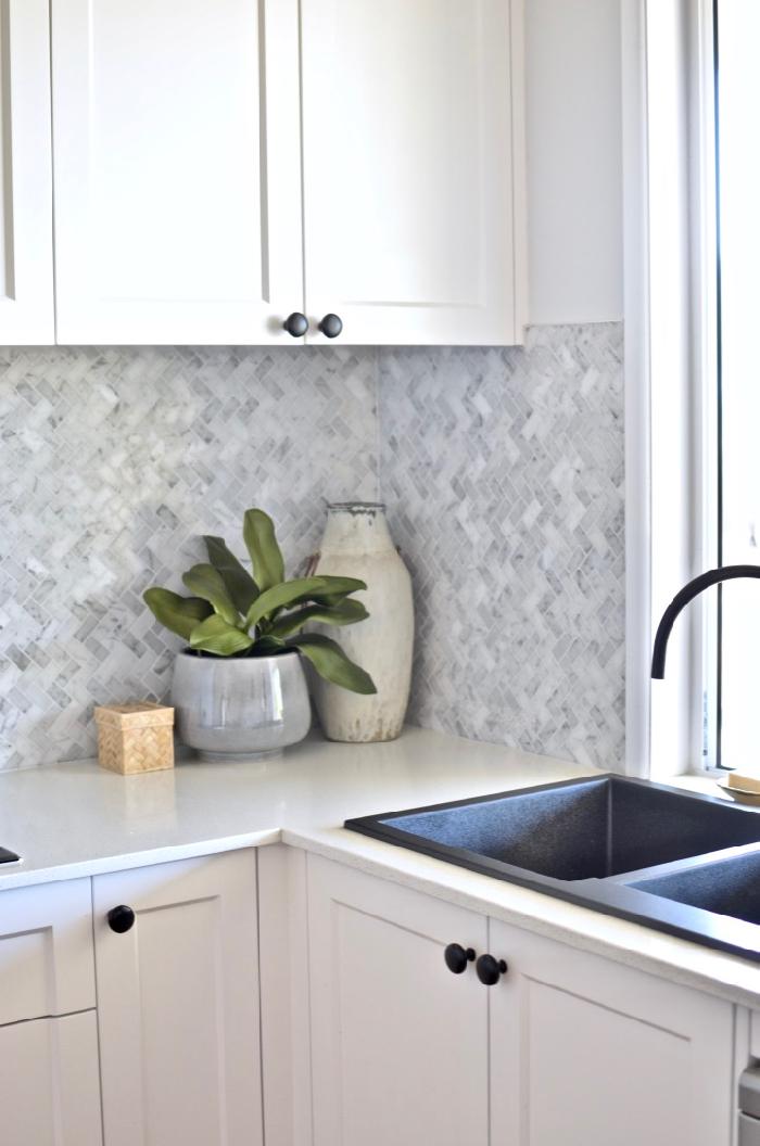 Hamptons kitchen reveal