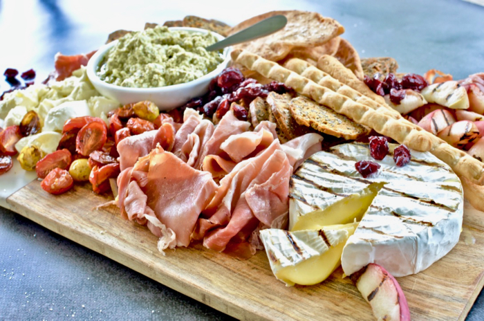 Entertaining platter