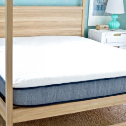 Our Master bedroom refresh with Ecosa mattress